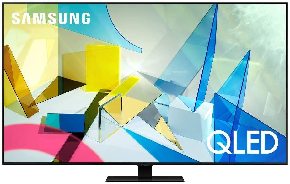 samsung q80t QLED TV - best led tv for gamers