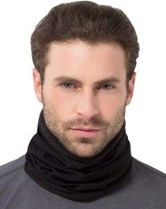 Tough Headwear Fleece Neck Gaiter - best winter gaiter