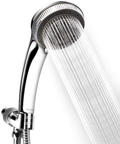 Chrider Handheld Showerhead with Hose