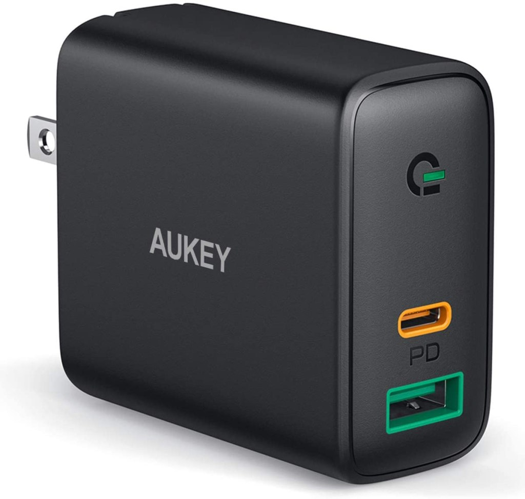 Aukey Focus Duo 30W Fast Charger
