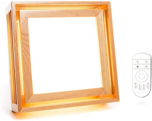 Sunrise Sensations BrightBox Light Therapy Lamp