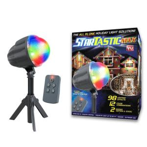 Startastic Max Remote-Controlled Light Projector