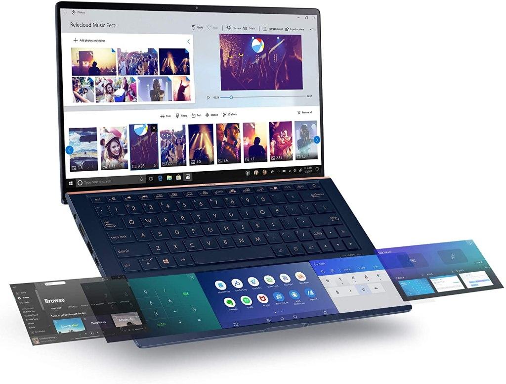 Asus ZenBook 13 laptop