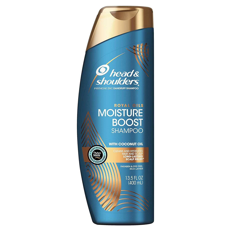 Head and shoulders royal oils dandruff shampoo