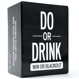 Do or Drink Game, best drinking games