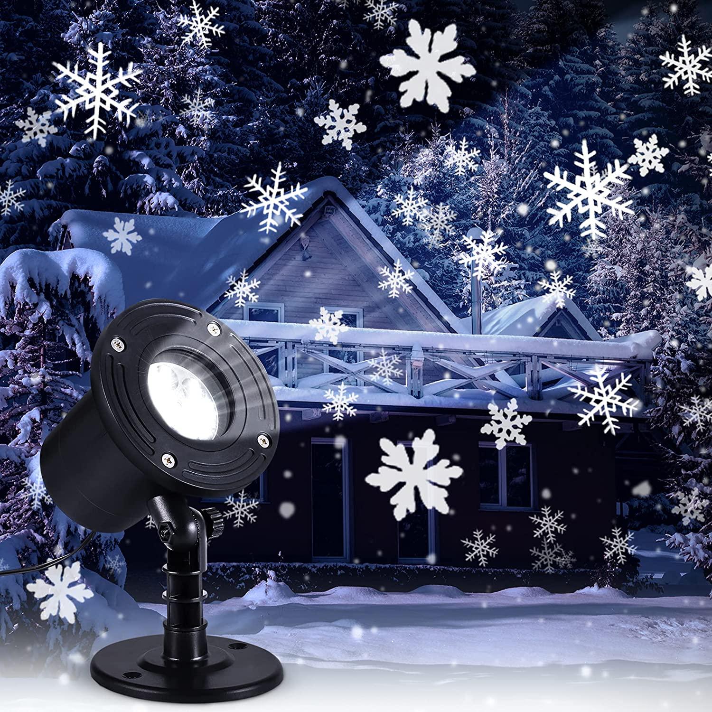 Nortix Christmas Projector Lights, best christmas light projectors