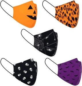 Safety Smile Halloween face masks, Halloween face masks