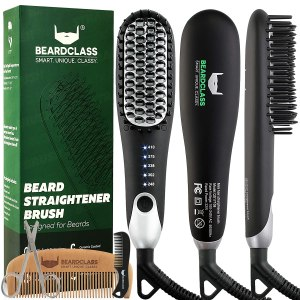 BEARDCLASS Beard Straightener