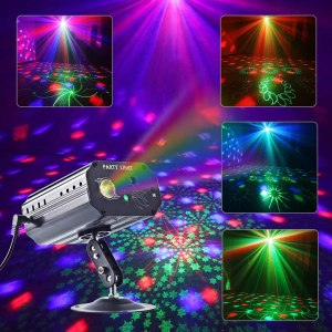 Chinly Party Lights DJ Disco Stage Laser Light
