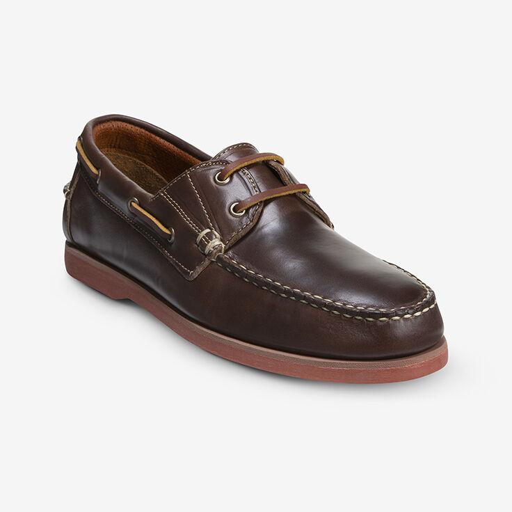 Allen Edmonds Force 10 Boat Shoe with Chromexcel Leather