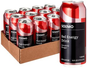 best energy drink solimo
