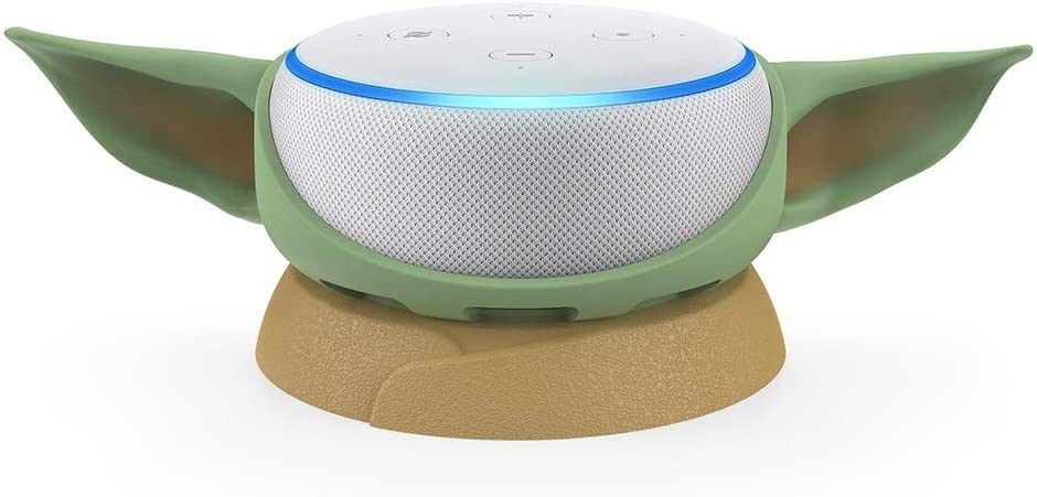 THE CHILD STAND FOR AMAZON ECHO