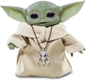 Baby Yoda Animatronic Doll - amazon's toys we love list