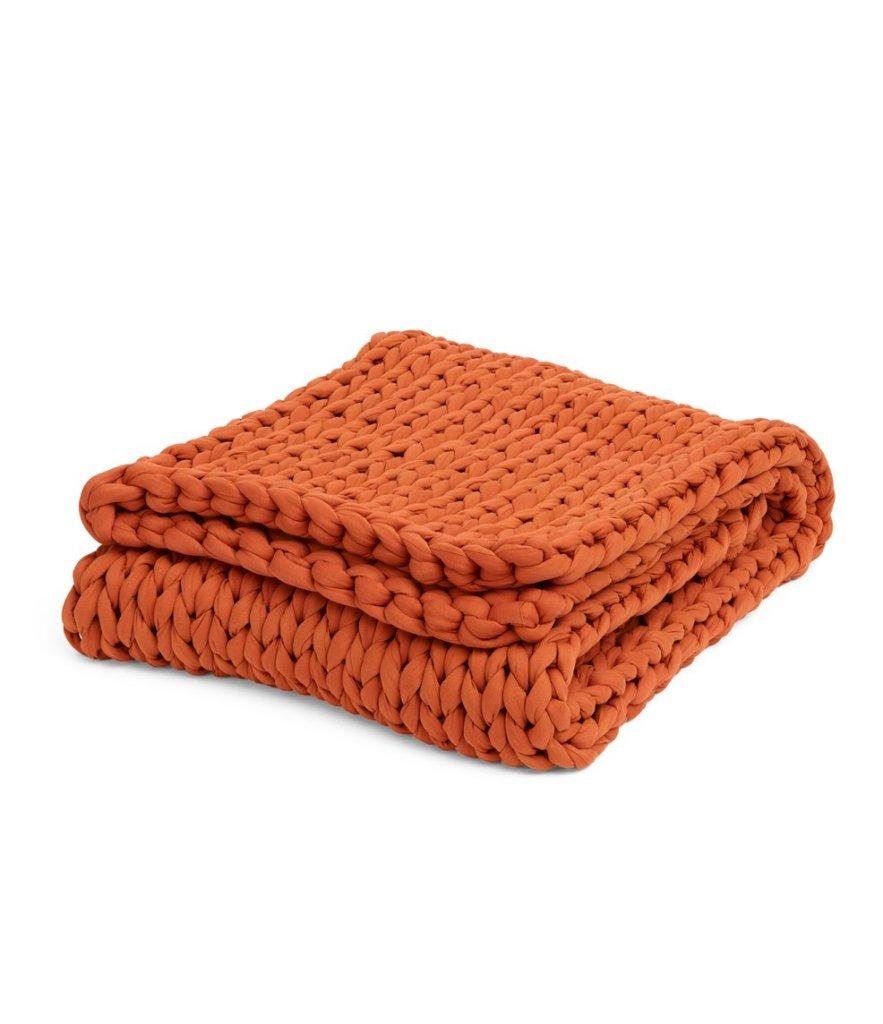 Bearaby Butternut Cotton Napper, best weighted blankets