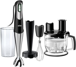 Braun 4-in-1 Immersion Hand Blender
