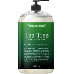 antibacterial soap buena skin