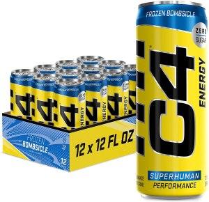 best energy drink c4