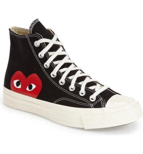 CDG-x-Converse-Chuck-Taylor-High-Top-Sneaker