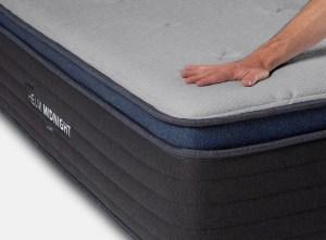 midnight luxe mattress, best mattresses for back pain