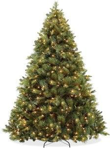 best pre lit christmas tree casafield