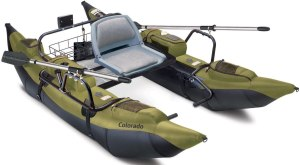 Classic Accessories Colorado Pontoon Boat