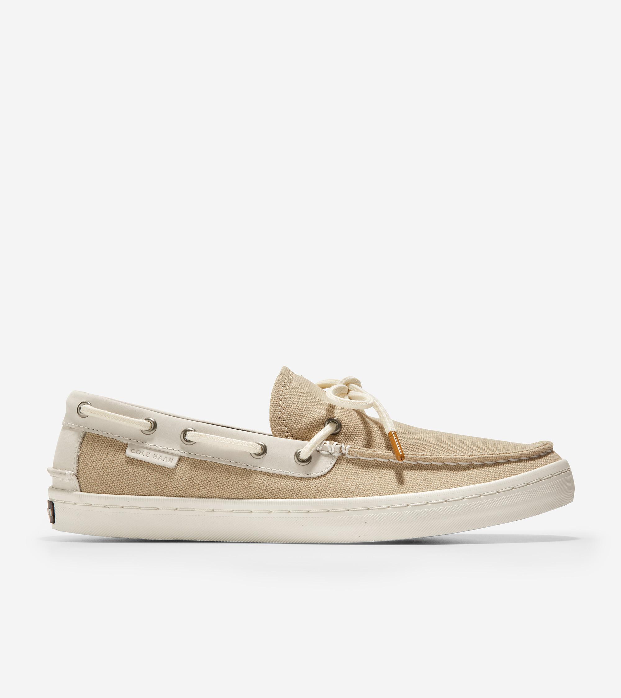 Cole Haan Men's Pinch Weekender Camp Moc Loafer, best boat shoes