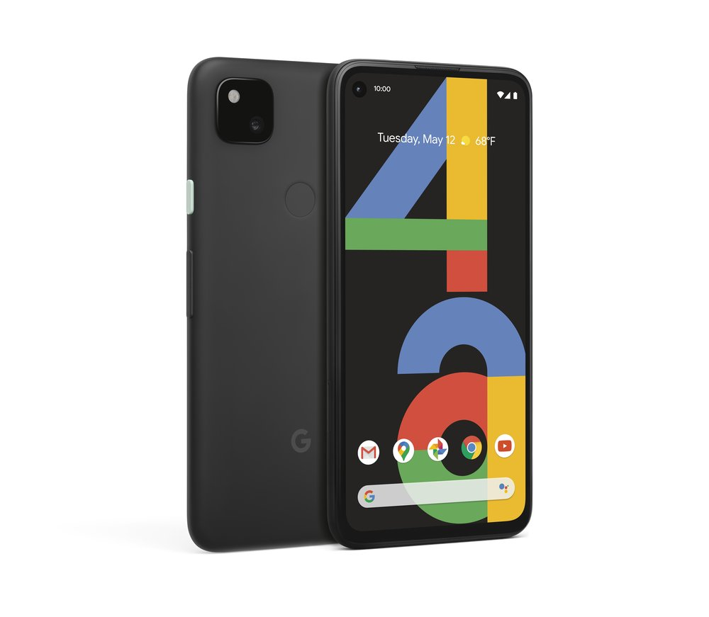 Google Pixel 4a Smartphone, best budget android phones