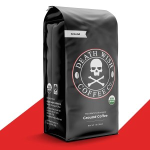 strongest coffee in the world death wish