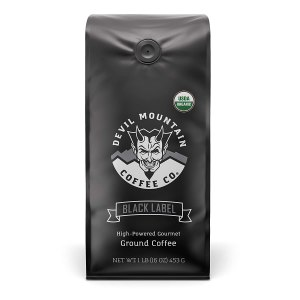 strongest coffee in the world devil mountain