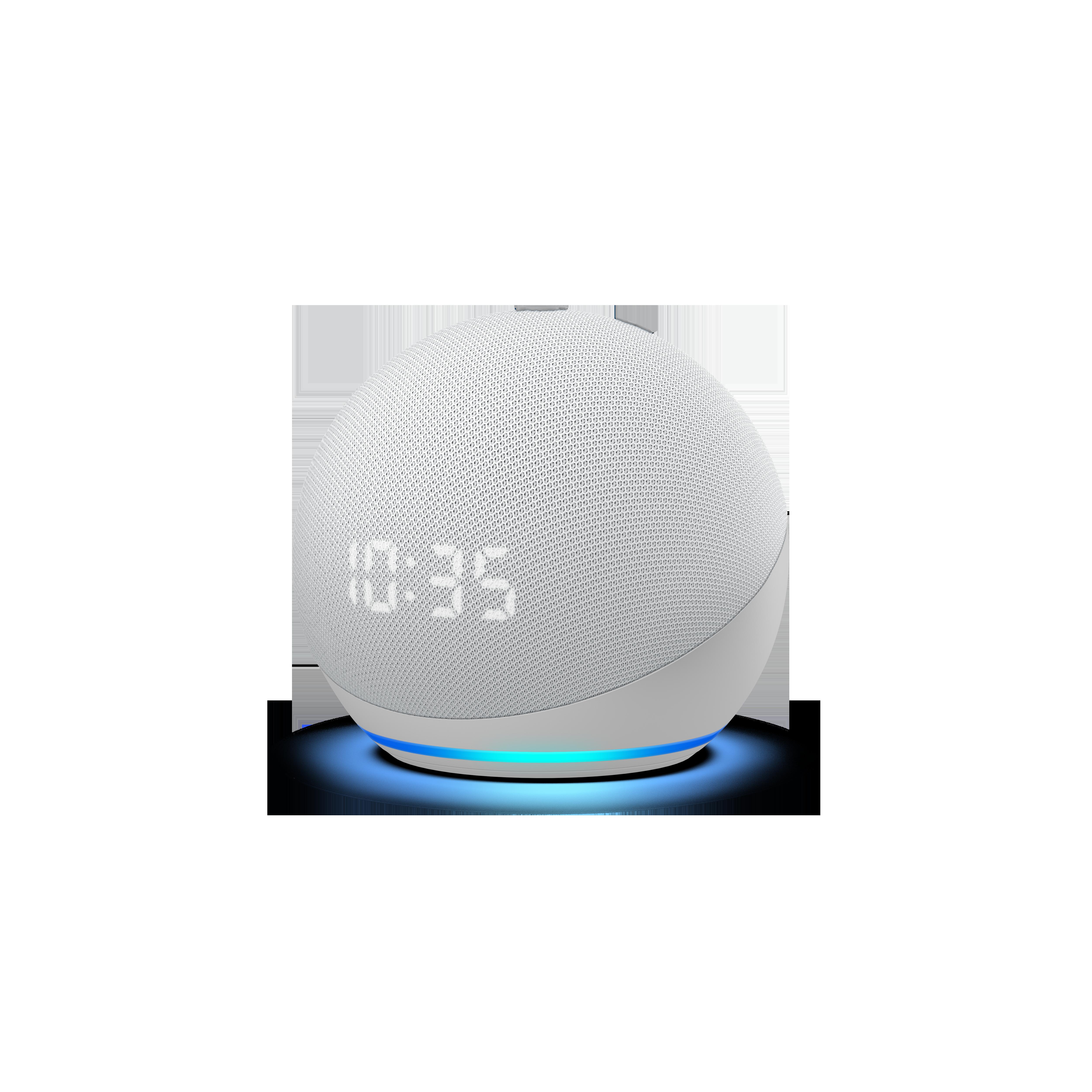 Echo Dot with Clock (4th Gen), best Alexa devices