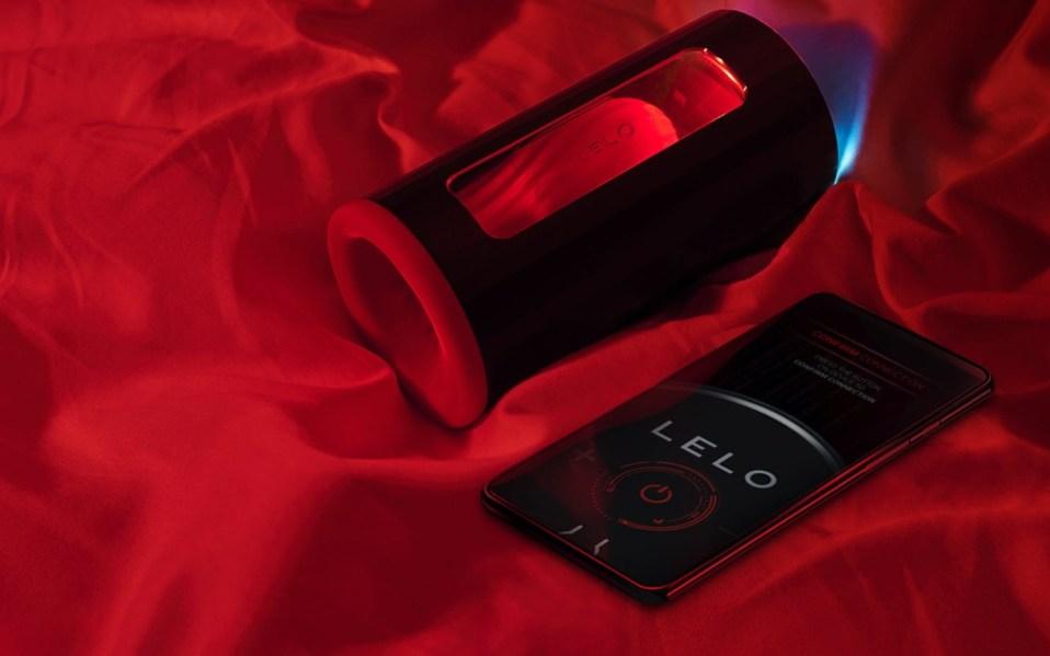 Lelo F1s Developer's Kit Red and