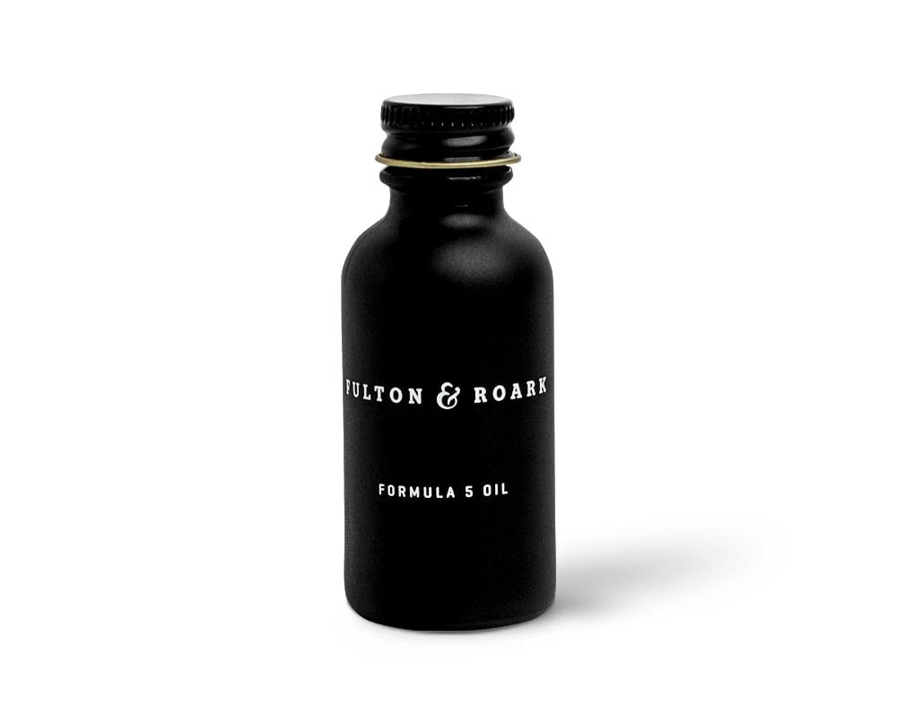 Fulton & Roark Formula 5 Beard Oil, best beard oil