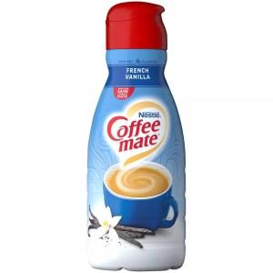 Coffee Mate French Vanilla Coffee Creamer