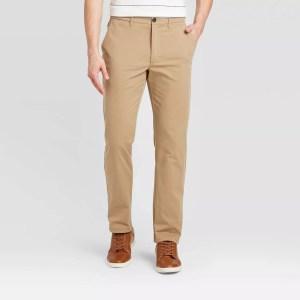 Goodfellow & Co™ Slim Fit Tech Chino Pants