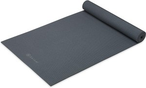 gaiam yoga mat, fitness gifts