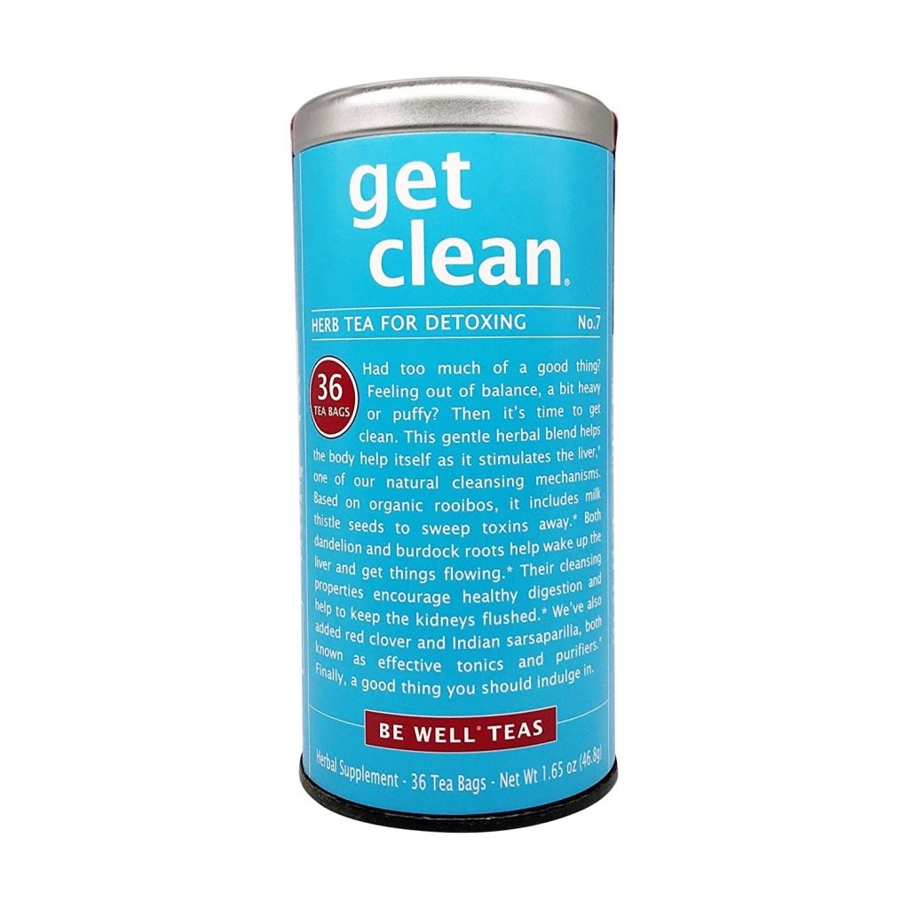 Get Clean No.7 Detoxifying Herb Tea