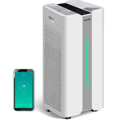 Gocheer Smart HEPA Air Purifier