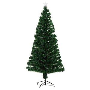 best pre lit christmas tree homcom