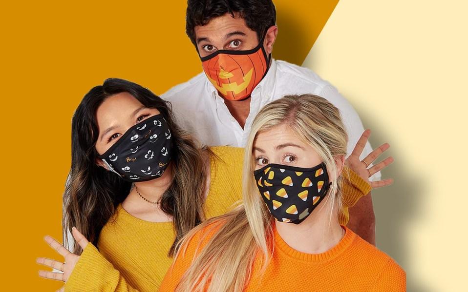 Halloween face masks, best Halloween face