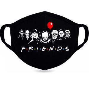 Halloween friends face mask, Halloween face masks, best Halloween face masks