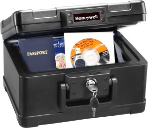 best fireproof document safes - honeywell