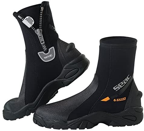 Seac Pro HD surf booties