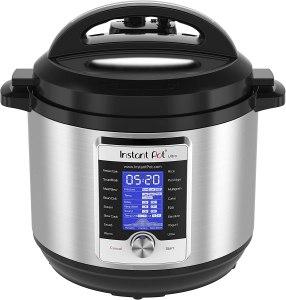 instant pot vs pressure cooker instant pot ultra