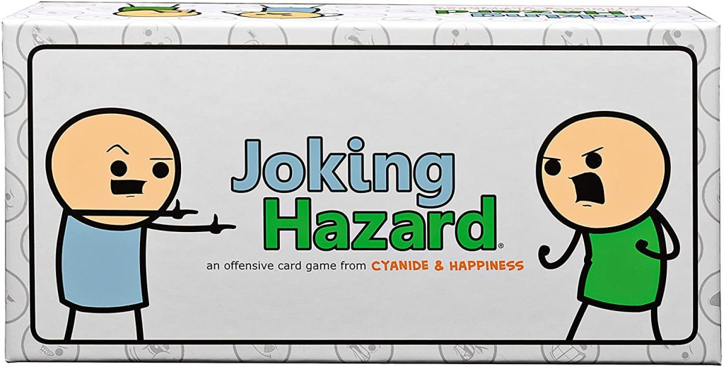 best card games joking hazard