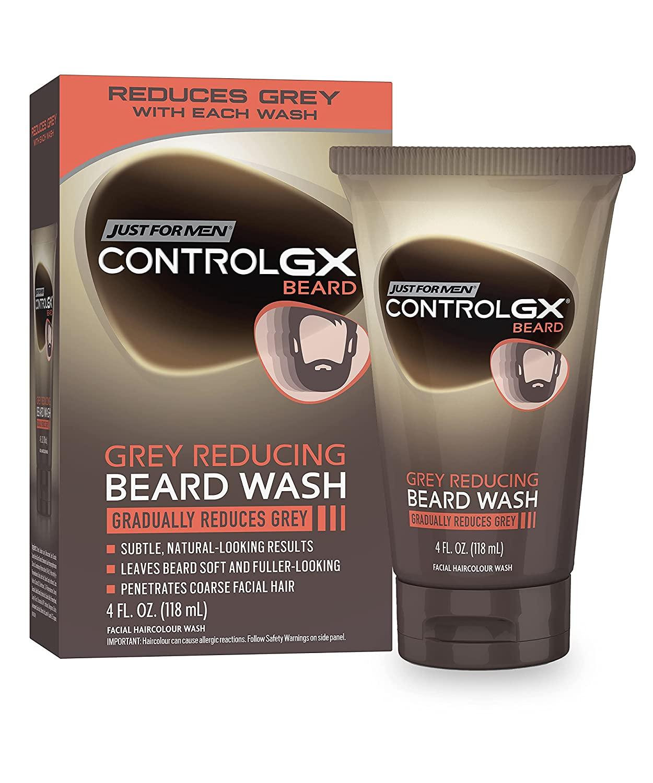 Just for Men Control GX Grey-Reducing Beard Wash