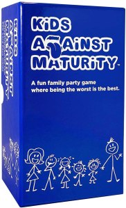best card games kids against maturity