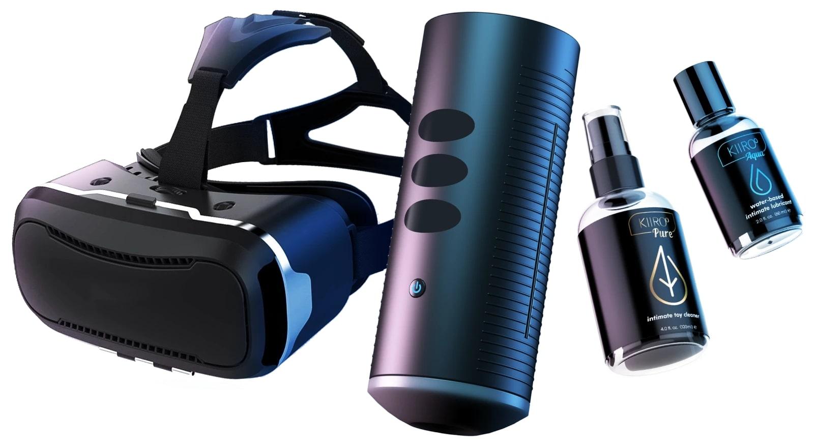 Kiiroo Titan VR Experience