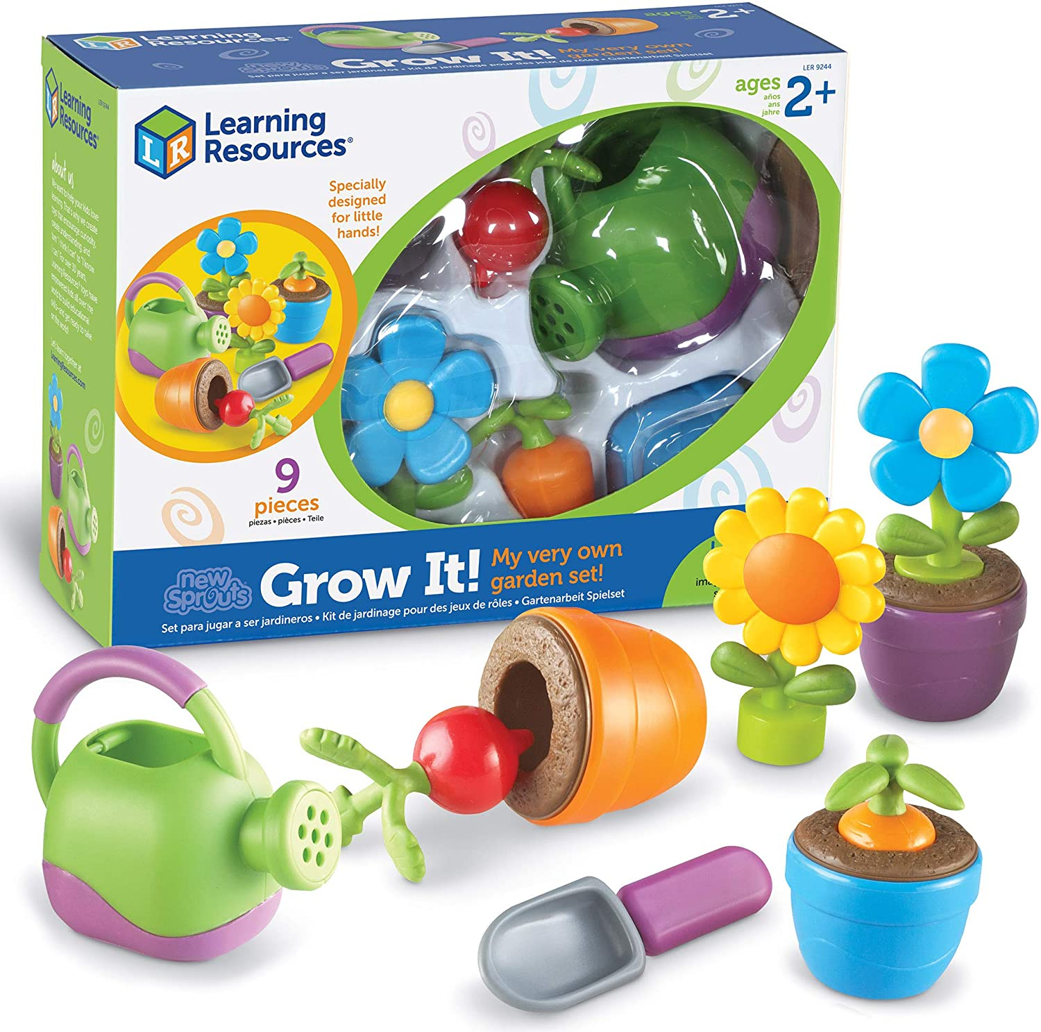 learning resources new sprouts grow it
