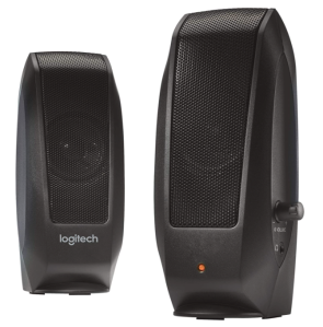 logitech s120 computer speakers