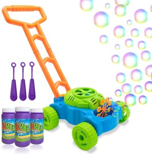 best toddler toys lydaz bubble mower